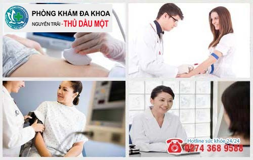 Phòng khám đa khoa Thủ Dầu Một địa chỉ y tế uy tín