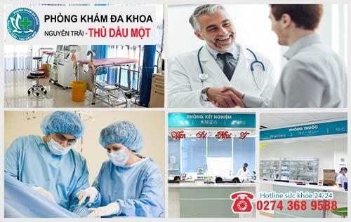 Phòng khám chuyên về nam giới ngoại khoa uy tín nhất Việt Nam