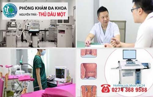 Đa Khoa Thủ Dầu Một là nơi hỗ trợ điều trị viêm hậu môn hiệu quả