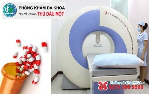 Các phương pháp hỗ trợ điều trị rong kinh tại Đa Khoa Thủ Dầu Một