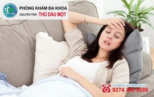 Rong kinh khiến phụ nữ mệt mỏi