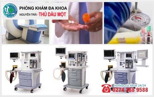 Hỗ trợ điều trị sùi mào gà bằng phương pháp ALA -PDT tại Đa khoa Thủ Dầu Một