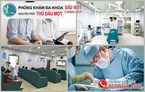 Đa khoa Nguyễn Trải - Thủ Dầu Một – nơi chữa trị hạt ngọc dương vật hiệu quả