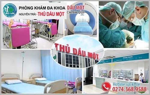 Đa khoa Nguyễn Trải - Thủ Dầu Một - Nơi hỗ trợ chữa mụn rộp sinh dục uy tín