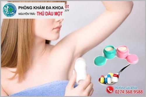 Thuốc đặc trị hôi nách có thực sự hiệu quả?