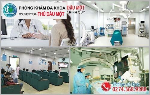 Đa Khoa Thủ Dầu Một hỗ trợ chữa bệnh lậu chính xác và hiệu quả