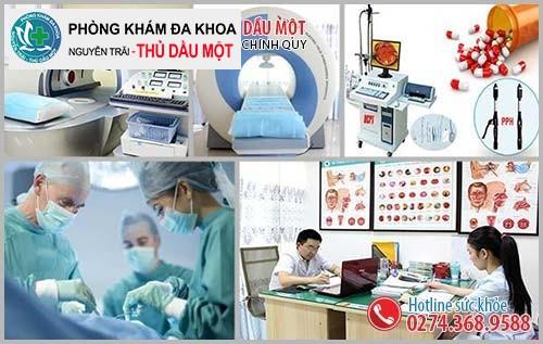 Đa Khoa Thủ Dầu Một - Nơi hỗ trợ điều trị bệnh hậu môn uy tín và chất lượng
