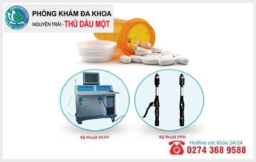 Phương pháp hỗ trợ điều trị bệnh hậu môn hiệu quả tại Đa Khoa Thủ Dầu Một