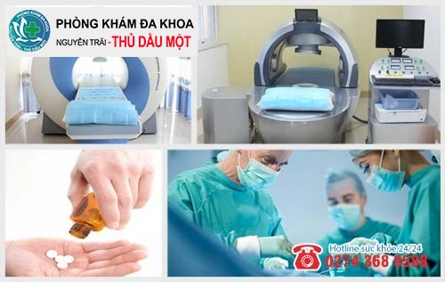 Đa Khoa Thủ Dầu Một hỗ trợ điều trị viêm thừng tinh hiệu quả