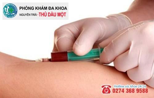 Xét nghiệm herpes hay xét nghiệm HSV bằng cách lấy máu