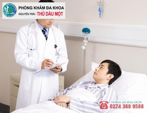 Người bệnh cần chủ động gặp bác sĩ khi có dấu hiệu của bệnh